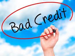 bad credit icon